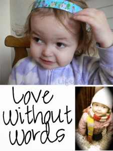 Love Without Words...When Your Child Can't Talk