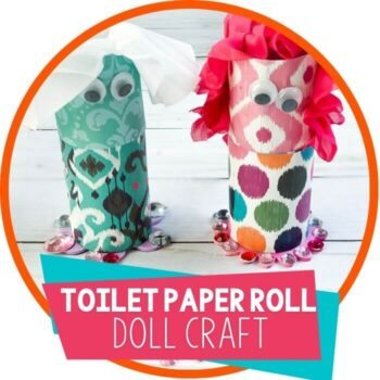 Toilet Paper roll dolls Featured Image