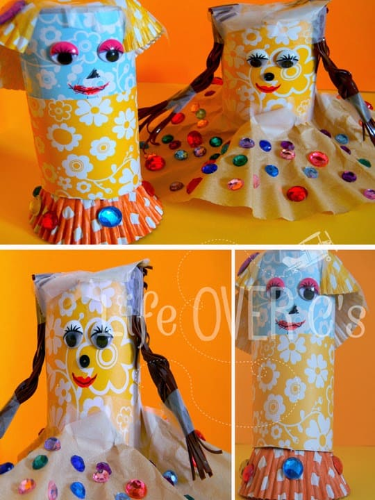 toilet paper roll kids craft