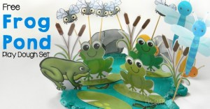 frog pond play dough fb