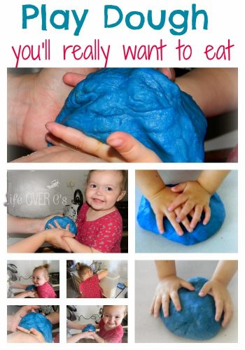 Edible Play Dough