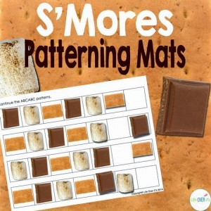 S'mores Patterning Mats