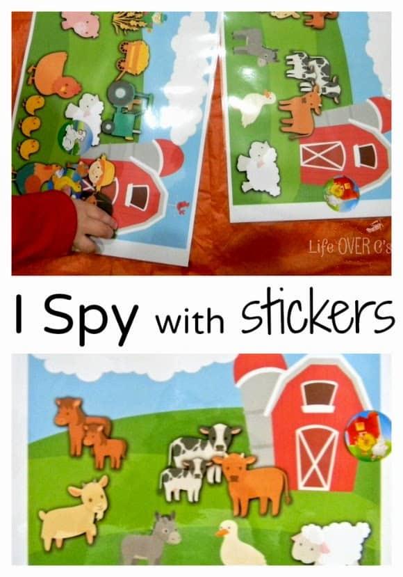 i spy farm m