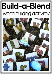 word building blends