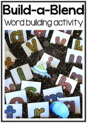 word building blends