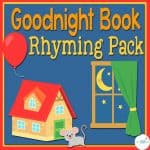 rhyming activities and free printables