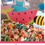 free picnic printable for sensory bins or play dough