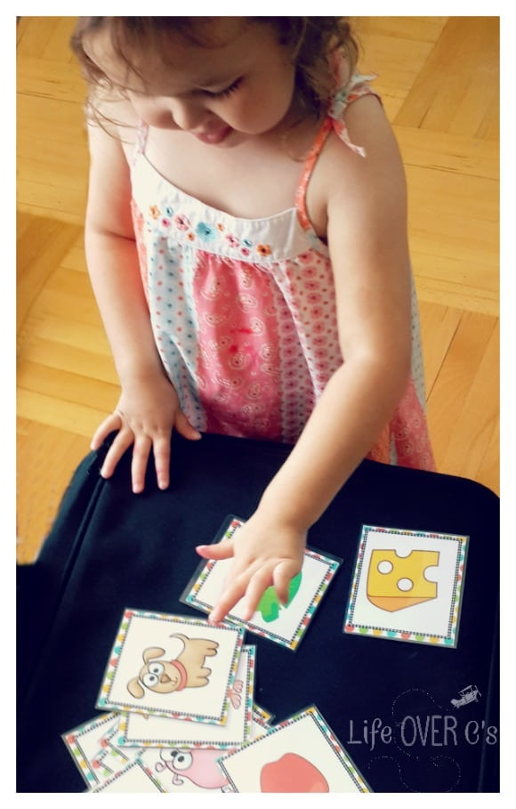 color recognition games and activities
