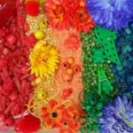 rainbows for sensory activities