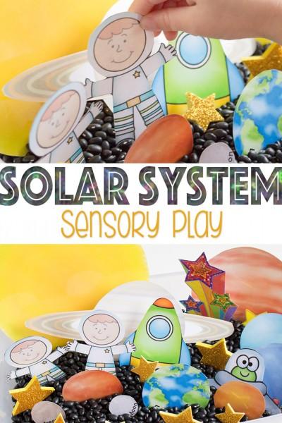 Free Solar System Printable