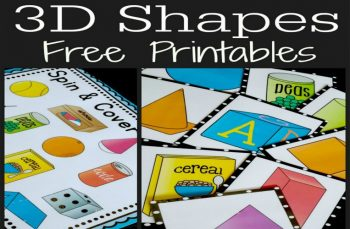 3d shapes featured