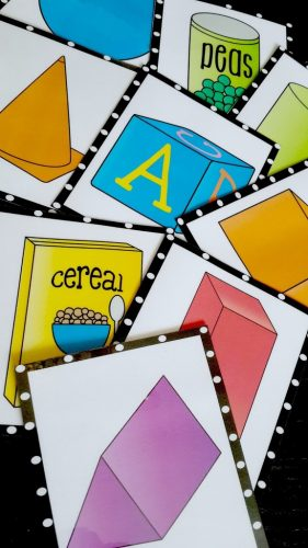 Memory games for 3D solids