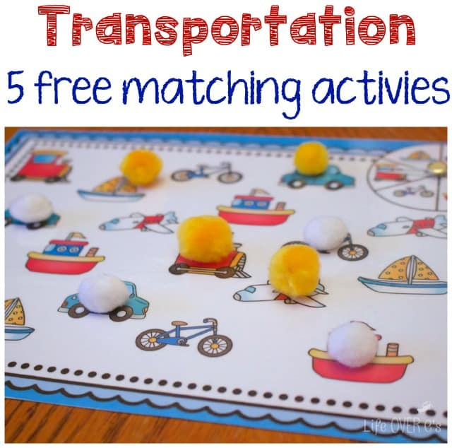 Transportation Matching square
