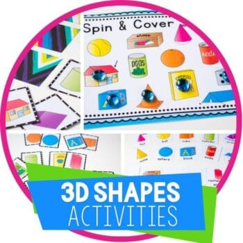 3d shapes pack Featured Image
