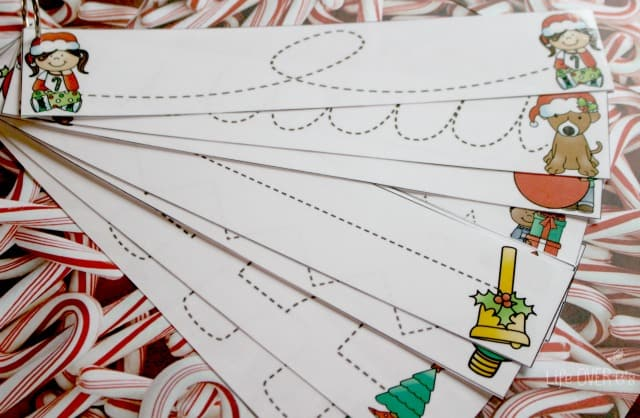 Practice tracing and other important skills with this Christmas preschool learning pack. Work on pre-writing skills, sorting, patterns, counting and more!