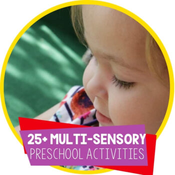 Hands-on Preschool Activities for Multi-Sensory Learning Featured Image