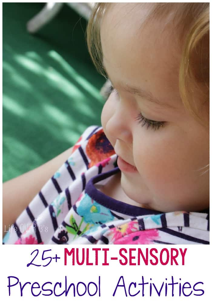 Hands-on Preschool Activities for Multi-Sensory Learning