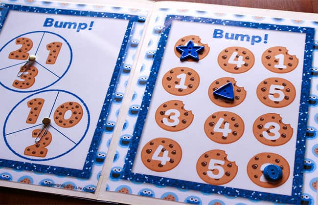 cookie-bump-board
