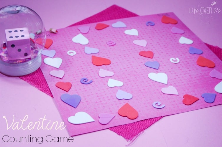 valentine board game