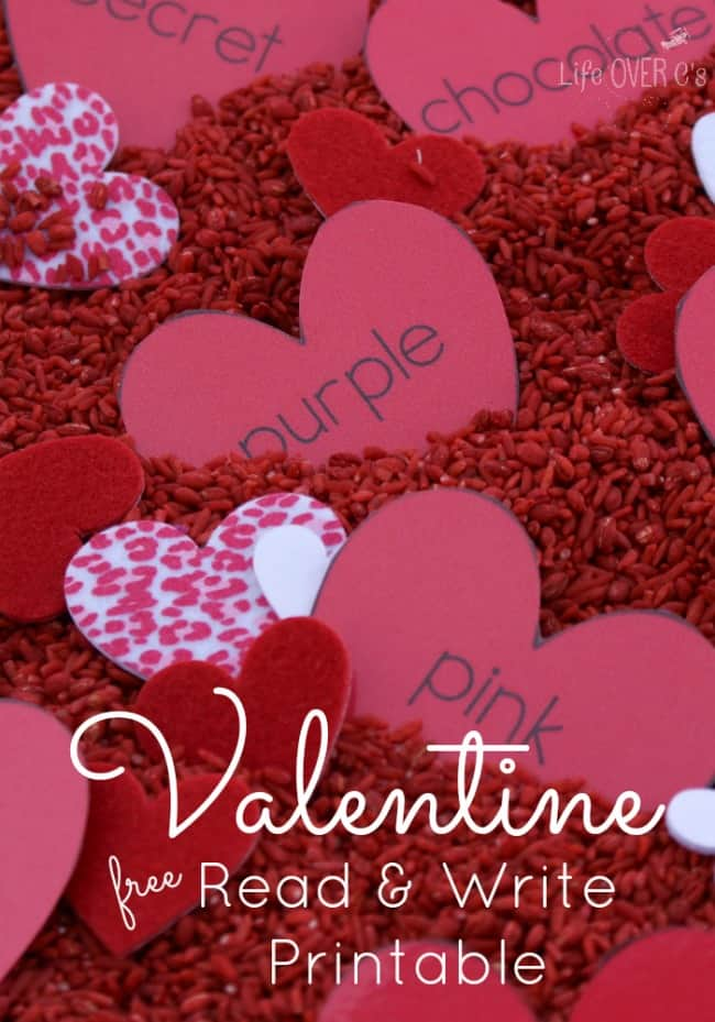 valentine read and write pin 2