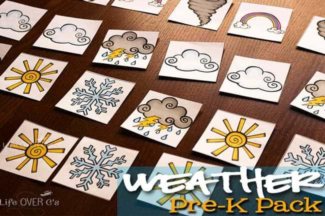 Weather Pattern Making