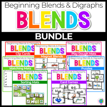 Blends and Digraphs-8