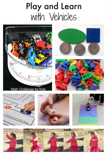 These interactive activities from #PlayfulPreschool will be a great addition to any transportation theme for preschool!