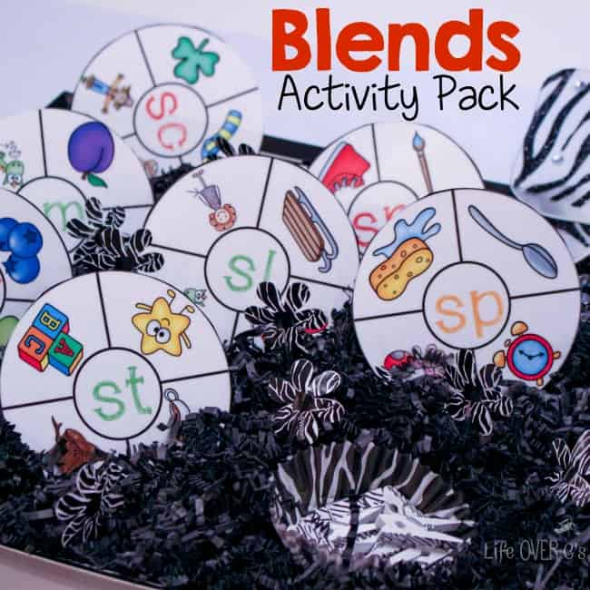 blends printable pack