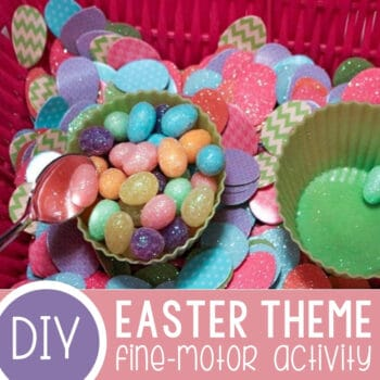 Low-Prep Easter Fine-Motor Activities Featured Square Image
