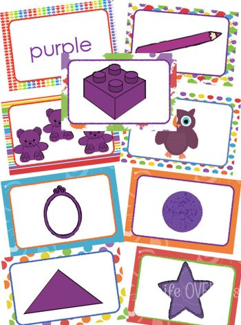 These color recognition card games will help your kids learn their colors AND they're just plain fun!