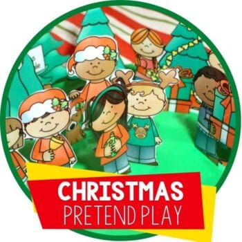 Christmas pretend play Featured Image