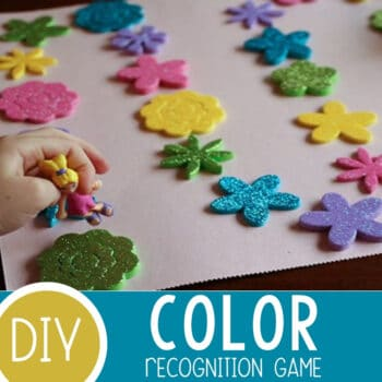 Create a Color Recognition Game with Stickers Featured Square Image