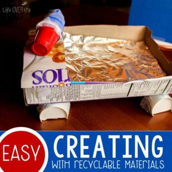 Creating with Recyclable Materials Featured Square Image