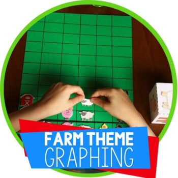 DIY Farm Animal Graph and Free Printable Featured Image