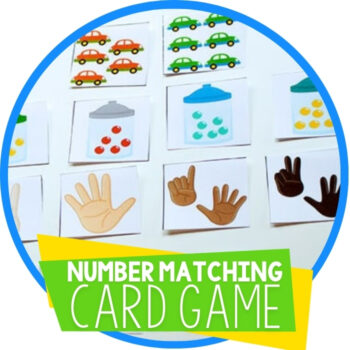 Free Number Recognition Printable Featured Image