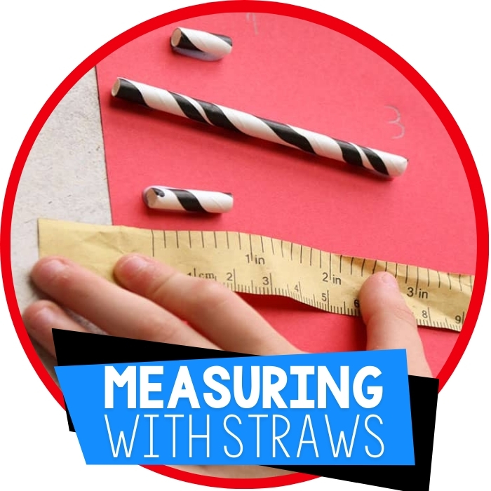 Learning About Measuring with Straws