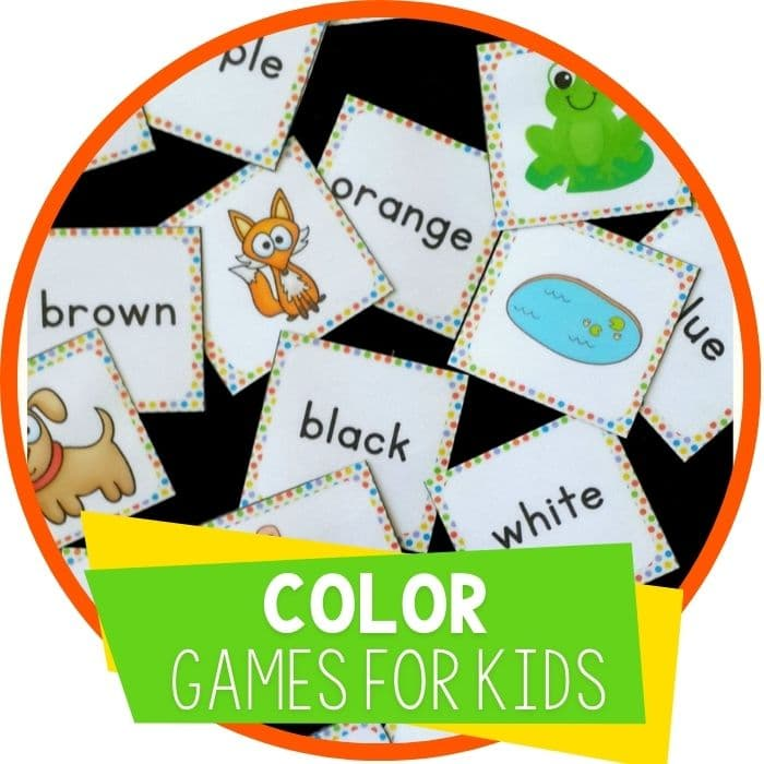 color recognition games for kids Featured Image