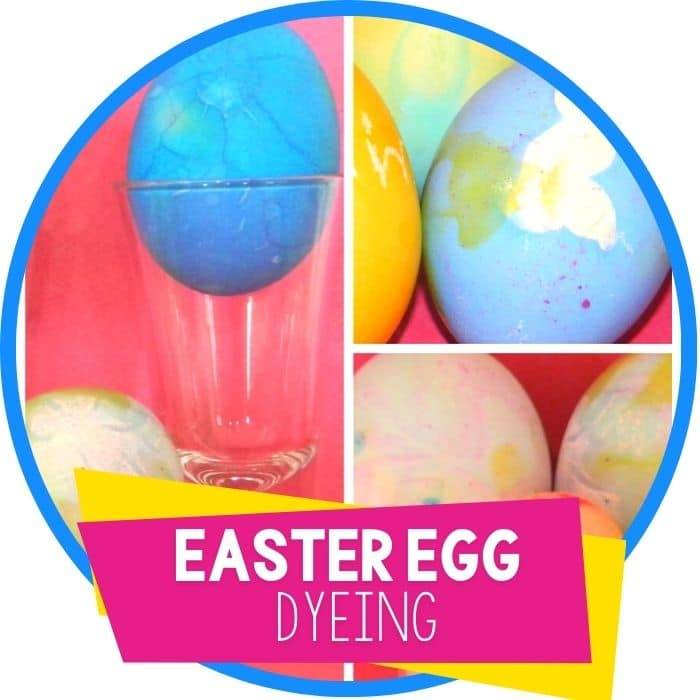 Easter Egg Dyeing Free-for-All