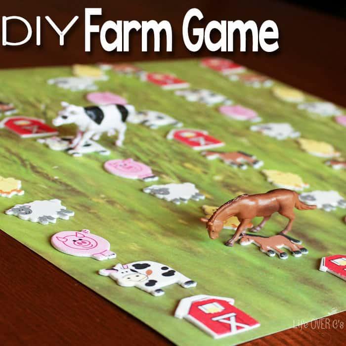 DIY Farm Game