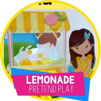 lemonade stand pretend play Featured Image