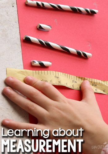 Learning about measuring with straws is a fun way to work on both non-standard measurement and standard measurement units. Here are some ways we used them, PLUS a wealth of other ideas for using straws for learning.