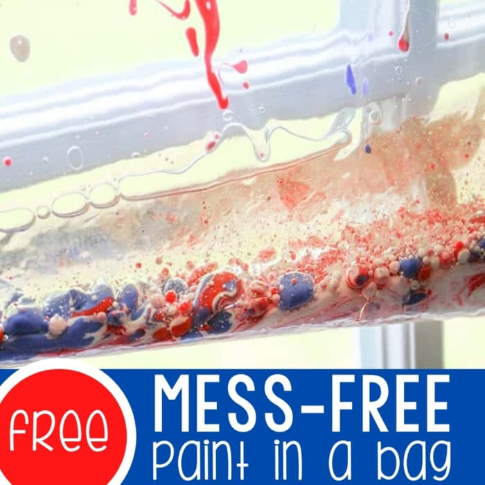 Exploring Mess-Free Paint in a Bag Featured Square Image