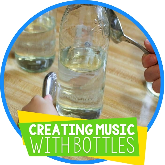 Making Musical Instruments with Glass Bottles Featured Image