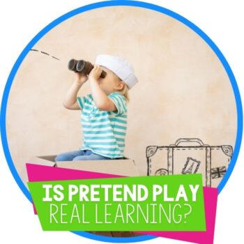 Pretend Play Featured Image