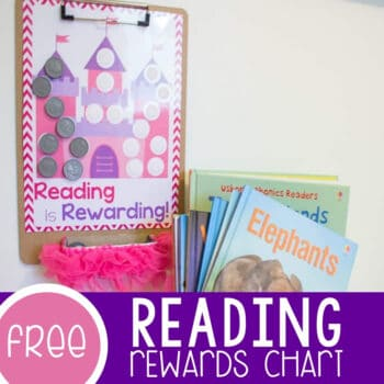 Reading Reward Charts Featured Square Image