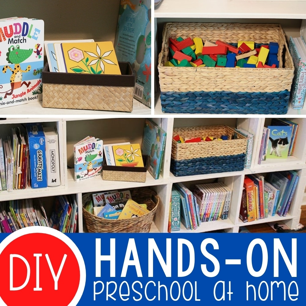Hands-on Preschool at Home