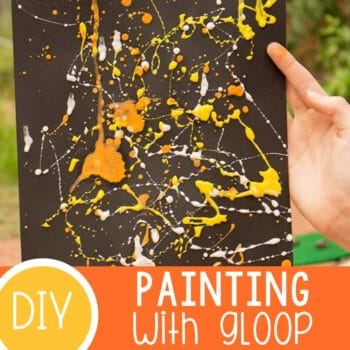 Painting with Gloop Featured Square Image