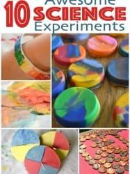 10 Hands-On Science Activities