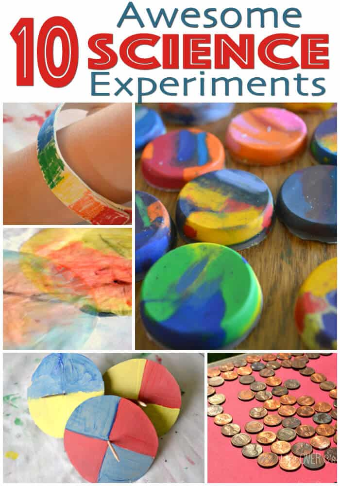 10 Hands-On Science Activities