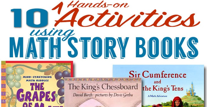 Hands-on Activities with Math Story Books